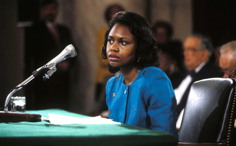 Before #Metoo: HOW ANITA HILL CHANGED AMERICA