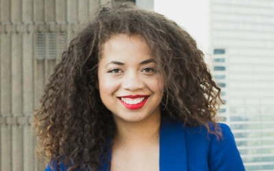 Because Change is Dope: Ashley Robinson on Building Black and Brown Progressive Campaign Leadership