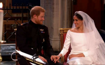 What the Royal Marriage Meant to One Black Woman: Me