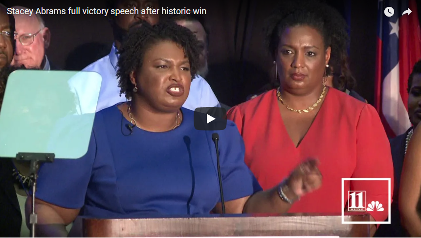 Stacey Abrams is Coming for Georgia!