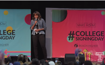 So much love for our Forever First Lady, Michelle Obama!