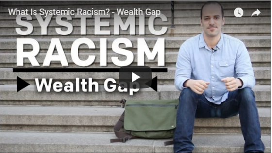 Systemic Racism. Yep, it's a thing.