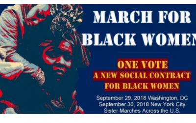 Join Us! March for Black Women on September 29 – 30