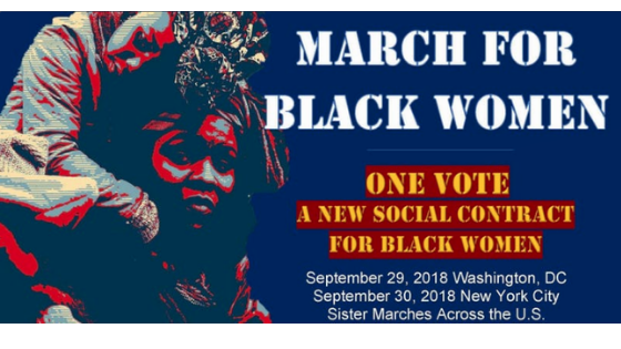 Join Us! March for Black Women on September 29 – 30