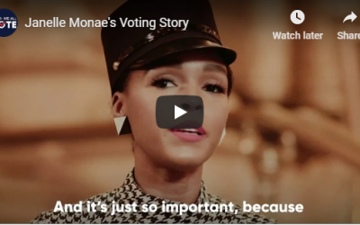 Why Janelle Monae Votes