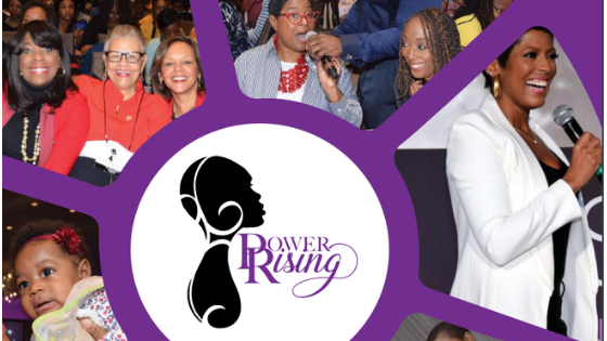 Join Us at Power Rising 2019
