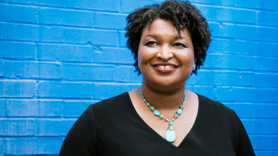 Stacey Abrams is Still Fighting Her Heart Out For Us