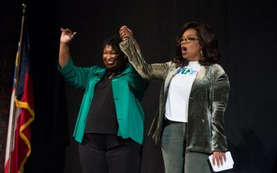 Oprah Lifts Up Stacey Abrams
