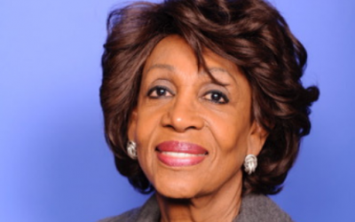 """I Have the Gavel."": How Congresswoman Maxine Waters Aims to Make America Great Again!"