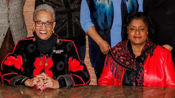On Releasing Our Powerful Potential – An Interview with Dr. Johnnetta Cole and Janice Mathis, Esq.