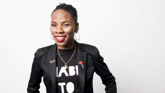 Get Comfortable With Being Uncomfortable – a TED Talk by Luvvie Ajayi