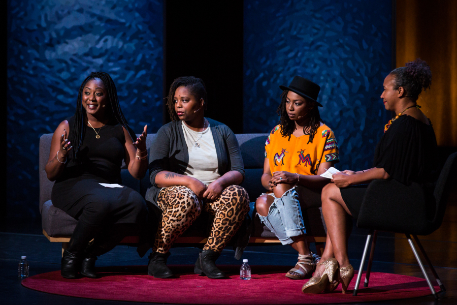 Watch an Interview With Alicia Garza, Patrisse Cullors, and Opal Tometi – the Founders of Black Lives Matter