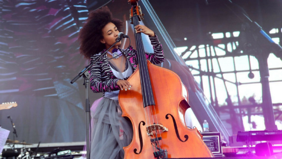 Esperanza Spalding at Carnegie Hall