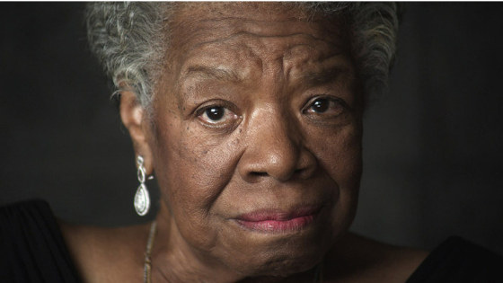 "Watch Dr. Maya Angelou Perform ""Still I Rise""."