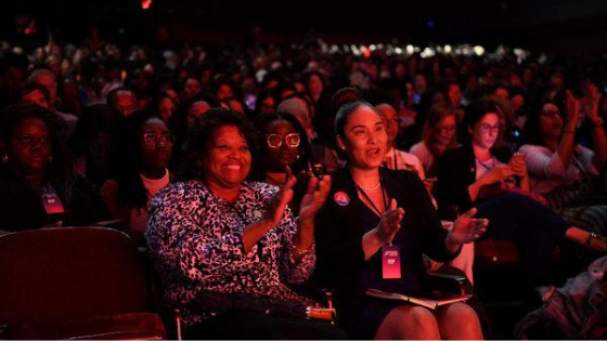 She the People Presidential Forum Makes Candidates Accountable to Black and Brown Women