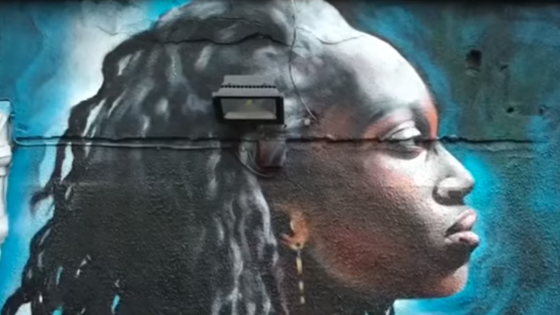 "British Street Artist, ""Dreph,"" Gives Us the Shine We Deserve"