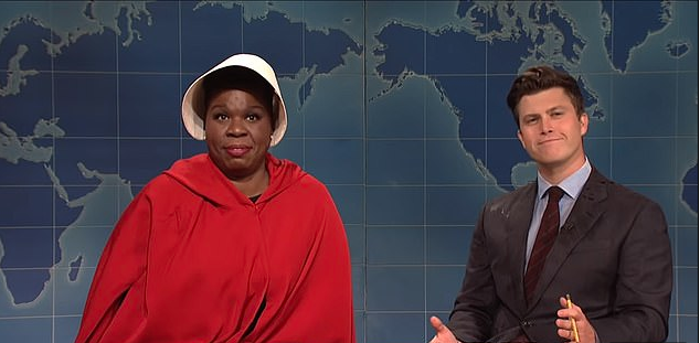 Watch Leslie Jones on Alabama's Abortion Ban