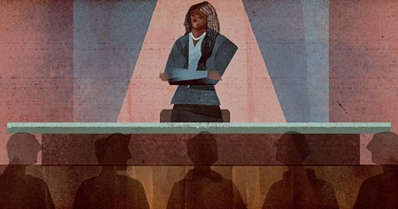 Let's Stop Bashing Black Prosecutors