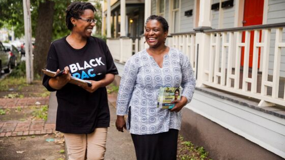 On the Power of Black Voters: An Interview with Adrianne Shropshire