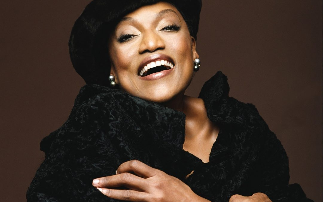 Watch Jessye Norman Sing Amazing Grace