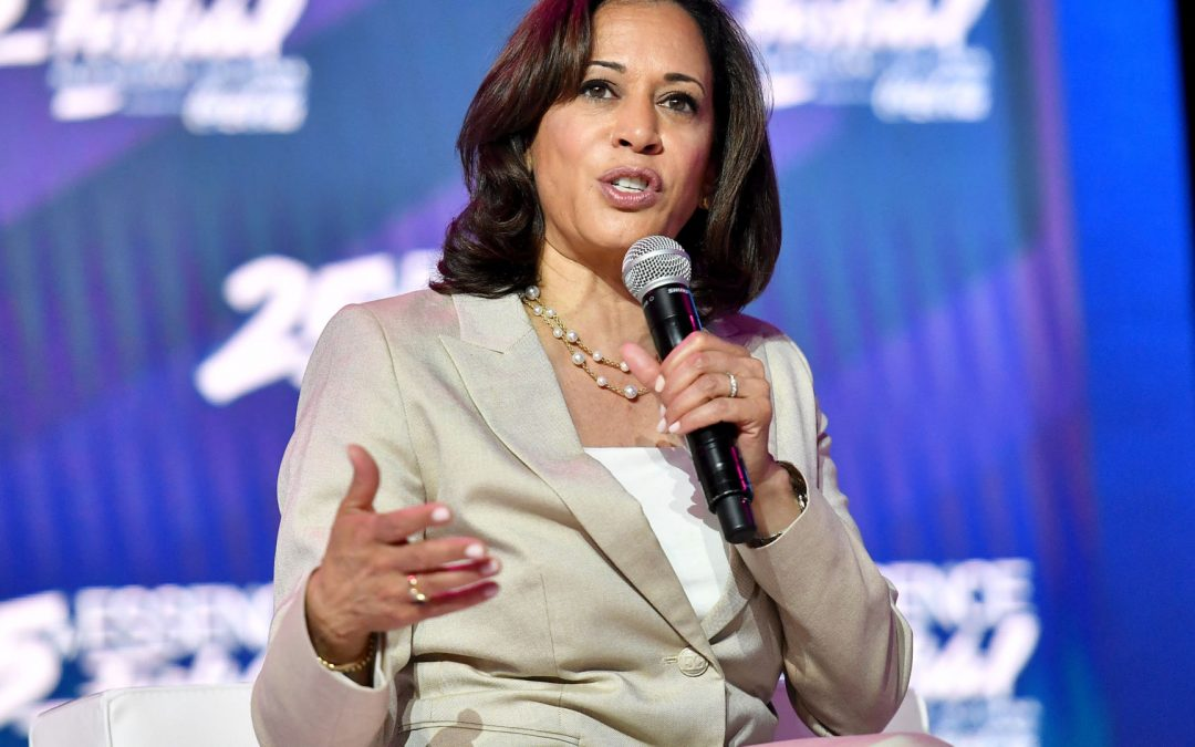 Kamala Harris is Coming for Us