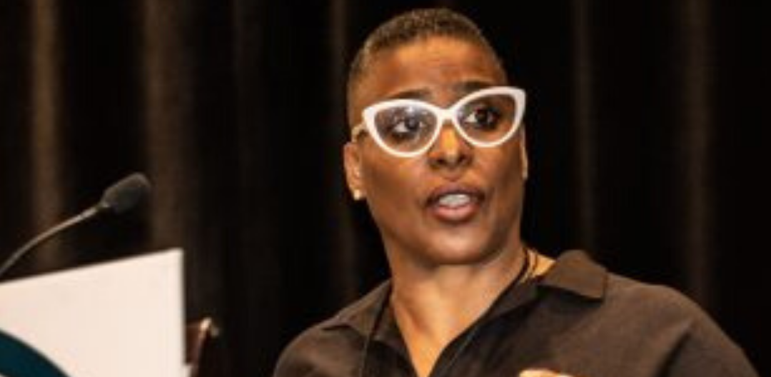 On Striving for a Democracy That We've Never Seen: An Interview with Keesha Gaskins-Nathan